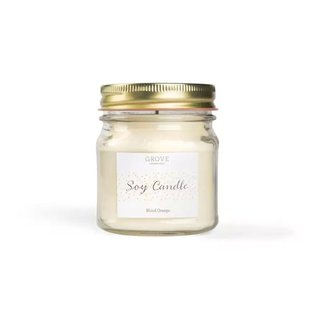 Grove Collaborative 8oz All Natural Soy Candle