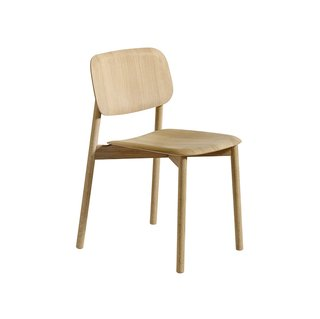 HAY Soft Edge 12 Chair - Oak