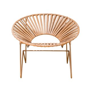 The Citizenry Aldama Copper Chair