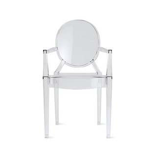 Kartell Louis Ghost Armchair