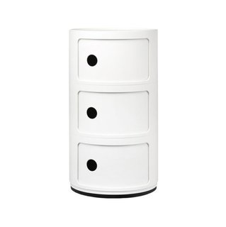 Kartell Componibili White Storage Module