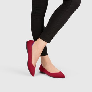 Rothy's Point Shoes