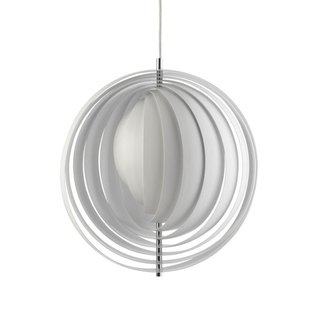 Verpan Moon 34 Pendant Light