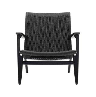 Hans J. Wegner CH25 Lounge Chair