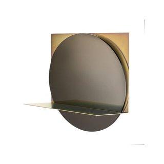 Base Modern Starting Point Steel Mirror