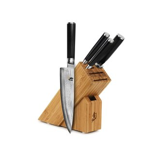 Shun Classic 5-Piece Knife Set