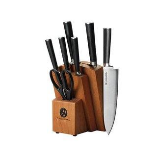 Ginsu Chikara 8-Piece Knife Set