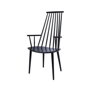 HAY Black J110 Chair