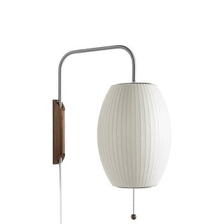 Nelson Cigar Bubble Wall Sconce