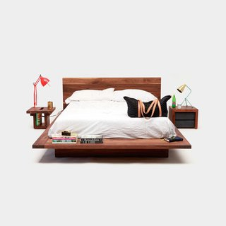 Artless SQB Platform Bed