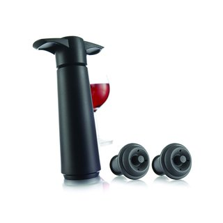 Vacu Vin Wine Saver With 2 Stoppers