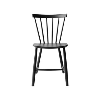 FDB Møbler J46 Chair, Black