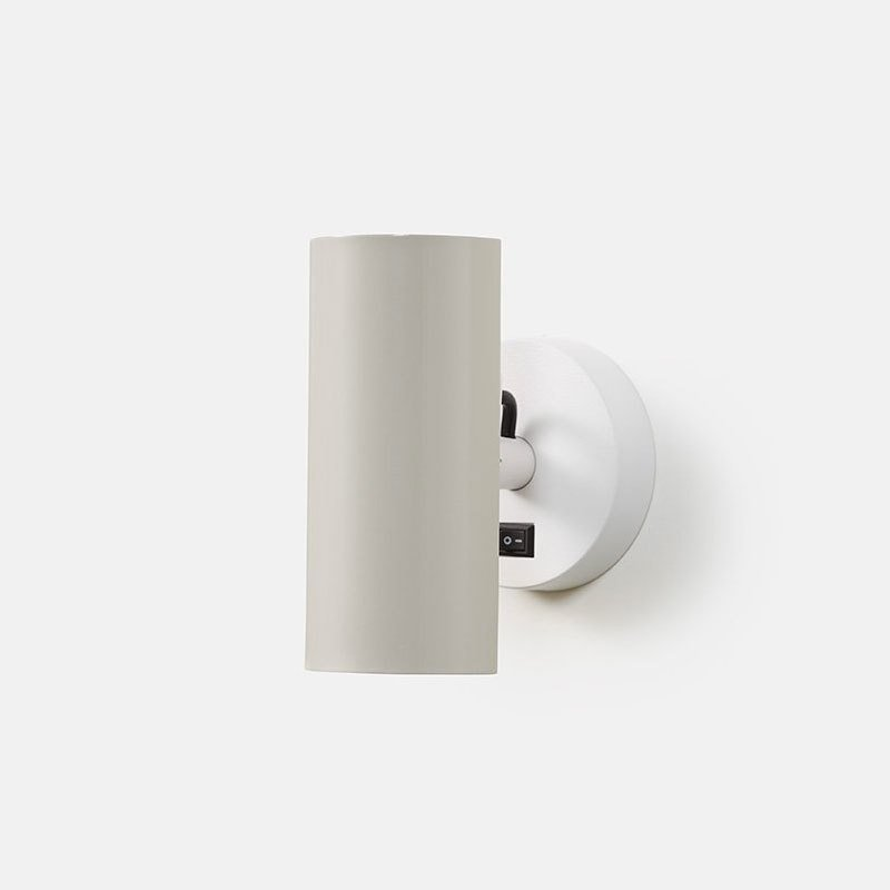 separation shoes ecbfa 4c284 Rich Brilliant Willing Brim Round Wall Sconce by Lumens - Dwell