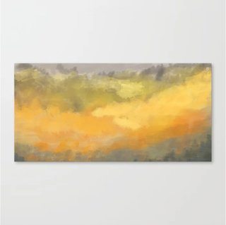 Arbur Canvas Print by Noaa Design