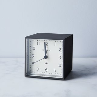 Newgate Clocks Cubic Alarm Clock