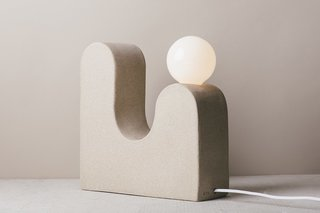 SIN Rolling Hills Table Lamp