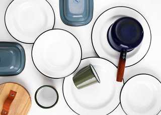 Enamelware Is Having a Moment: 11 Pieces You Should Add to Your Kitchen