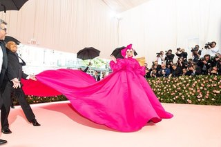 Perfect Pairings: 9 Met Gala Dresses and Their Campy Chair Counterparts
