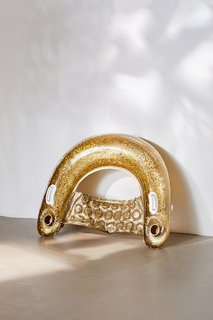 Urban Outfitters Glitter Chair Pool Float