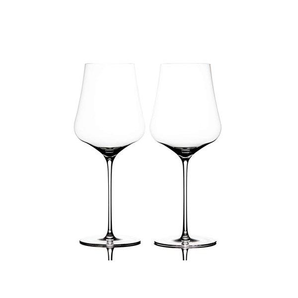 Gabriel-Glas Mouth-Blown Wine Glass - Set of 2