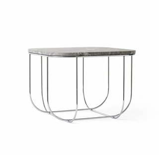 Menu Cage Marble Table