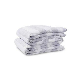 Allswell Boho Linen Striped Duvet Cover