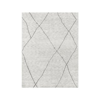 Ben Soleimani Heathered Grey Iona Rug
