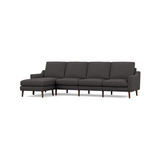 Burrow Nomad Fabric King Sectional