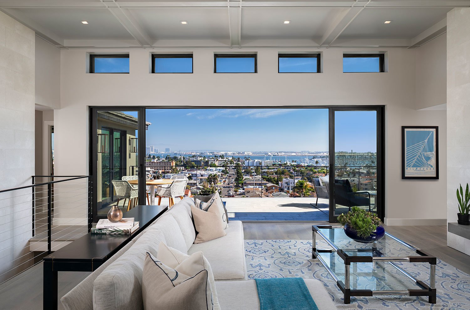 Before & After: A Contemporary Renovation Brings Coastal Views and Indoor/Outdoor Living