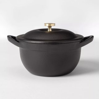 Cravings by Chrissy Teigen Mini Cast-Iron Dutch Oven