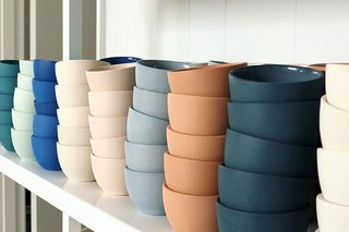 5 Indie Ceramic Brands We're Currently Crushing On - Photo 2 of 5 -