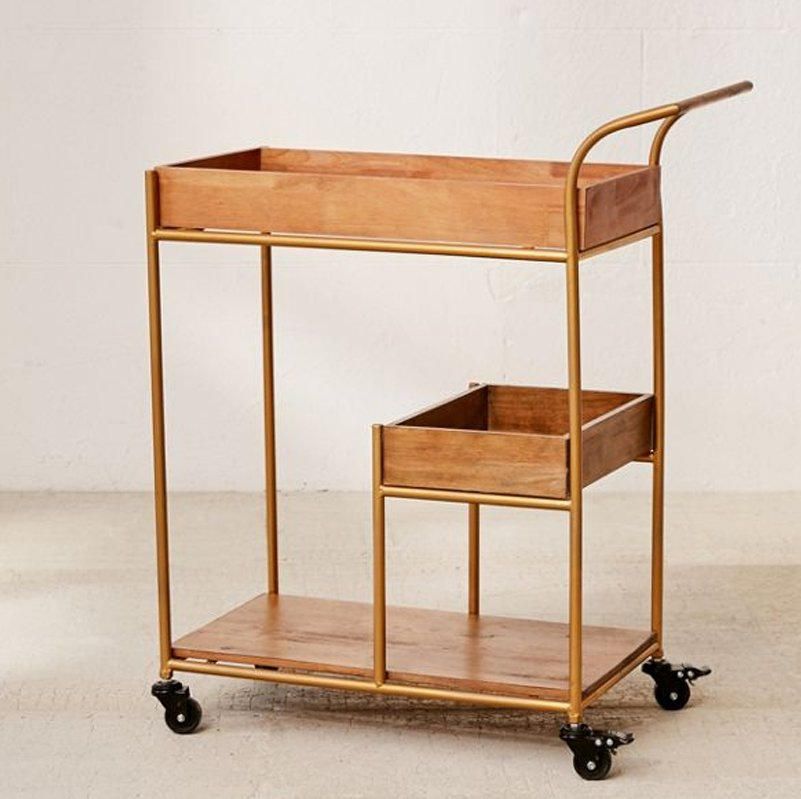 Urban Outfitters Tatiana Bar Cart