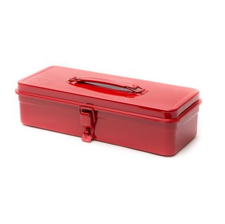 Toyo Steel Flat Top Portable Toolbox