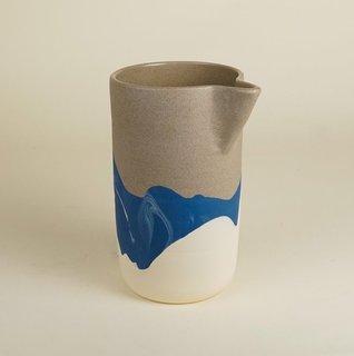 Helen Levi Ceramics Beach Carafe