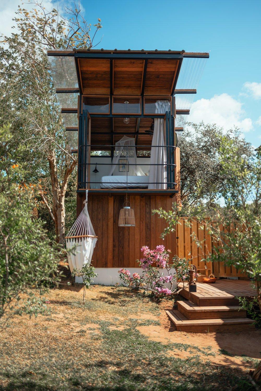 Exterior and Wood Siding Material  La Finca Victoria