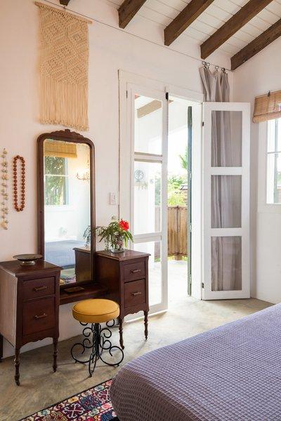 Best 60+ Modern Bedroom Concrete Floors Design Photos And Ideas   Dwell