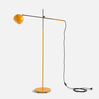 Schoolhouse Studio Floor Lamp