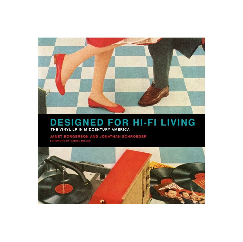 Photo 1 of 1 in Designed for Hi-Fi Living: The Vinyl LP in Midcentury America