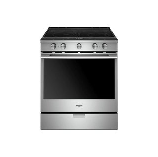 "Whirlpool 30"" Electric Range With Nest Thermostat Integration, Flex Heat and Max Capacity Rack"