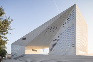 BIG's €60 Million MÉCA Culture and Arts Center Just Opened in Bordeaux