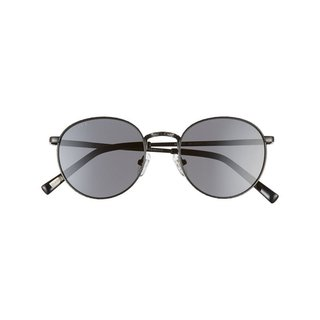 DIFF Brooks 50mm Round Sunglasses