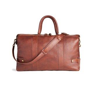 G.H. Bass & Co. Santana Leather Duffle Bag