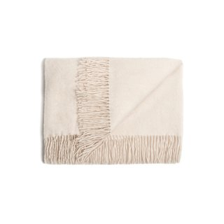 Ben Soleimani Cashmere Oversized Throw