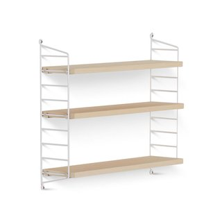String Furniture String Pocket Shelving