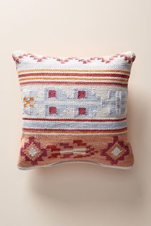 Anthropologie Abria Indoor/Outdoor Pillow