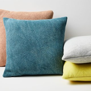 West Elm Outdoor Garment Washed Pillows