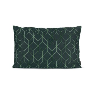 Maharam Pillow in Bright Cube