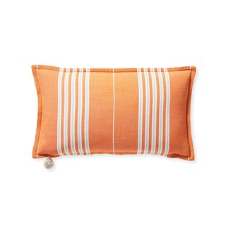 Serena & Lily Perennials Lake Stripe Pillow Cover