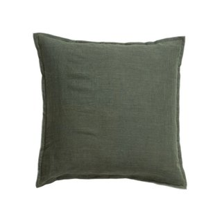 Treasure & Bond Linen Accent Pillow
