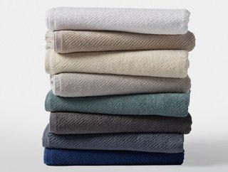 Coyuchi Air Weight Organic Towels